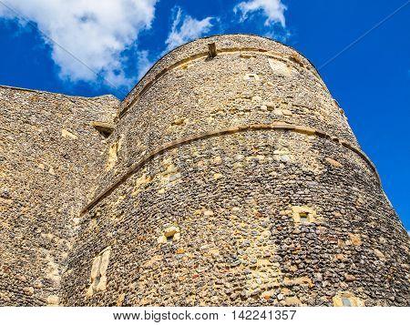 Canterbury City Walls Hdr