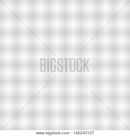 Abstract background with geometric shapes. Vector illustration. Seamless white and gray background.