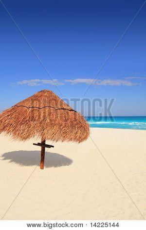 palapa sun roof beach umbrella