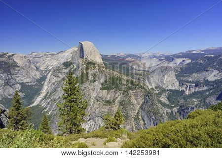 The Beautiful Glacier Point