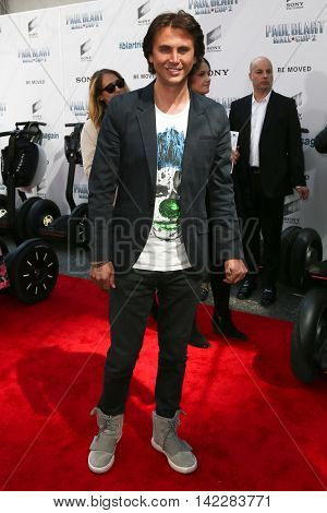 NEW YORK-APR 11: Jonathan Cheban attends the world premiere of