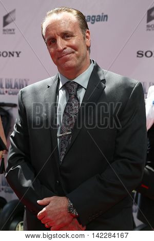 NEW YORK-APR 11: Actor Vic Dibittetto attends the world premiere of