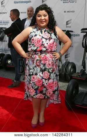 NEW YORK-APR 11: Actress Raini Rodriguez attends the world premiere of