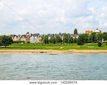 River Rhein Hdr