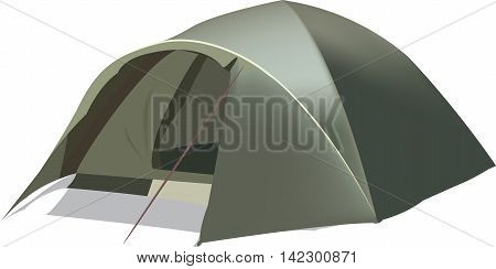 green camping tent in igloo green camping tent for shelter in igloo