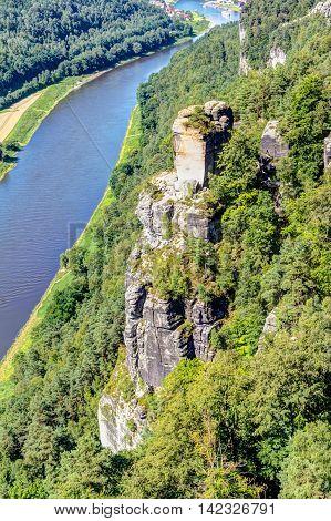 Saxon Switzerland National Park