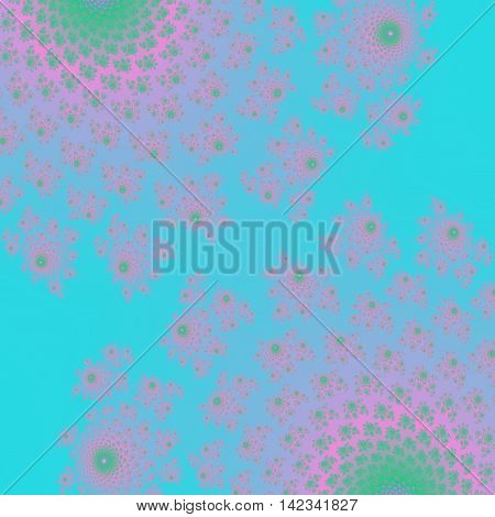 Pastel bright soft and dreaming fantasy background