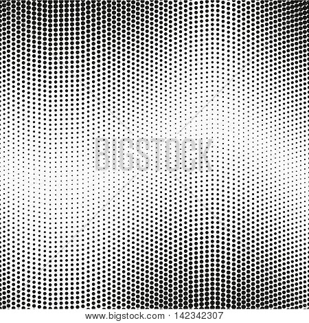 Seamless pattern. Iridescent texture with diagonal dots