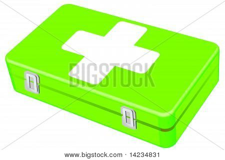 Veterinary first-aid kit