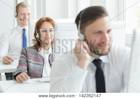 Positive Call Centre