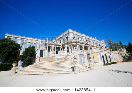 Palace Of Queluz
