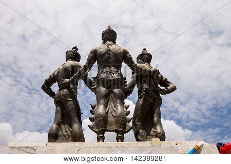 Three King Monument