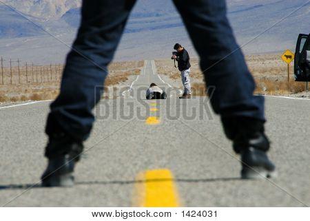 Accident Scene Photographer