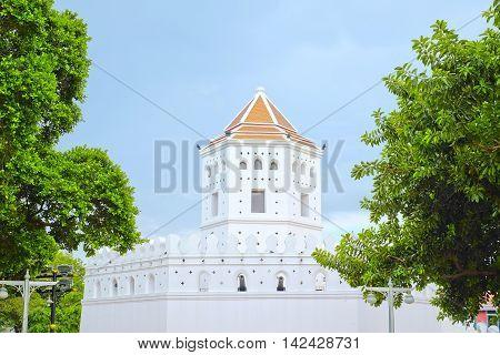 Santichai Prakan Public Park (Suan Santichai Prakan), Bangkok