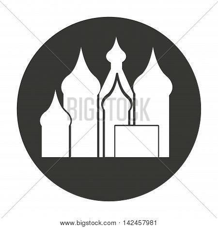taj mahal isolated icon vector illustration design