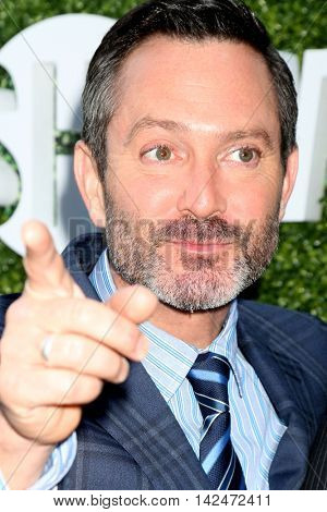 LOS ANGELES - AUG 10:  Thomas Lennon at the CBS, CW, Showtime Summer 2016 TCA Party at the Pacific Design Center on August 10, 2016 in West Hollywood, CA