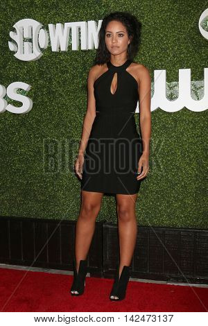LOS ANGELES - AUG 10:  Tristin Mays at the CBS, CW, Showtime Summer 2016 TCA Party at the Pacific Design Center on August 10, 2016 in West Hollywood, CA