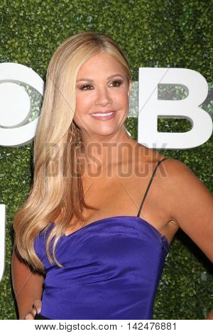 LOS ANGELES - AUG 10:  Nancy O'Dell at the CBS, CW, Showtime Summer 2016 TCA Party at the Pacific Design Center on August 10, 2016 in West Hollywood, CA