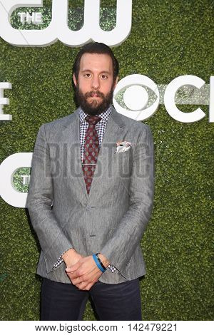 LOS ANGELES - AUG 10:  Jonathan Kite at the CBS, CW, Showtime Summer 2016 TCA Party at the Pacific Design Center on August 10, 2016 in West Hollywood, CA