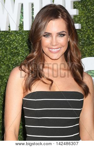 LOS ANGELES - AUG 10:  Jillian Murray at the CBS, CW, Showtime Summer 2016 TCA Party at the Pacific Design Center on August 10, 2016 in West Hollywood, CA