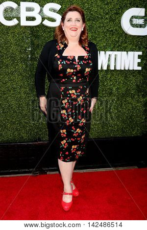LOS ANGELES - AUG 10:  Donna Lynne Champlin at the CBS, CW, Showtime Summer 2016 TCA Party at the Pacific Design Center on August 10, 2016 in West Hollywood, CA