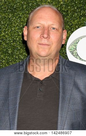 LOS ANGELES - AUG 10:  Dan Bakkedahl at the CBS, CW, Showtime Summer 2016 TCA Party at the Pacific Design Center on August 10, 2016 in West Hollywood, CA