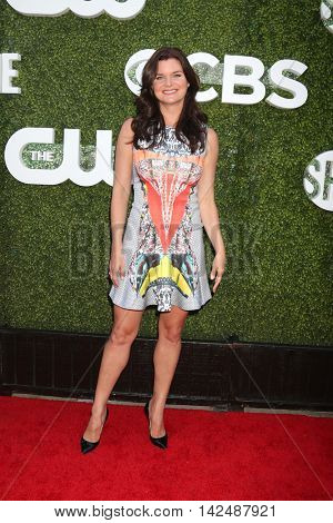 LOS ANGELES - AUG 10:  Heather Tom at the CBS, CW, Showtime Summer 2016 TCA Party at the Pacific Design Center on August 10, 2016 in West Hollywood, CA