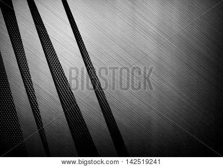 crack metal design with mesh background
