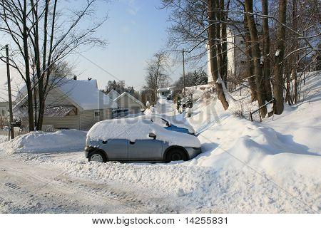 Much snow