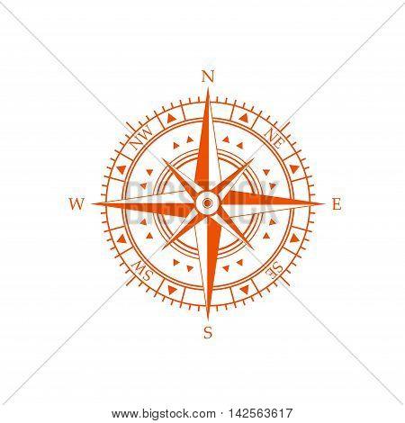 Compass-orenge