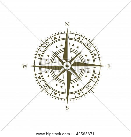 Compass-brown2