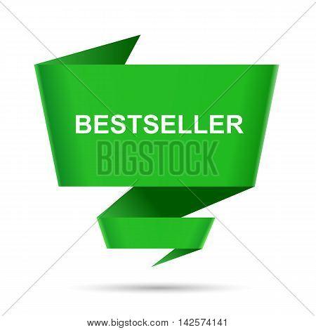speech bubble bestseller design element sign symbol set