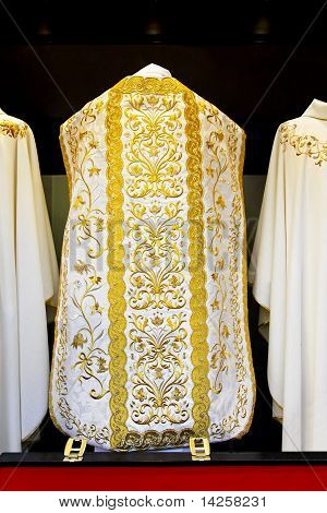 Pope Dress