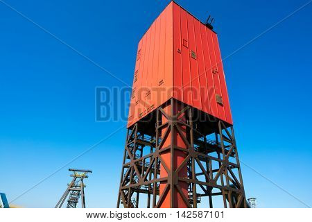 Geological Drilling Rig