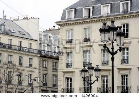 Paris Architectural Splendor