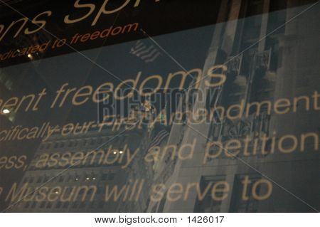 Freedom Museum Reflection