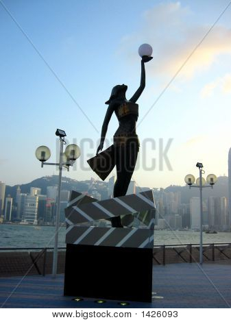 Avenue Of Stars, Tsim Sha Tsui, Hong Kong