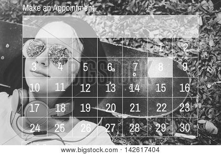 Calendar Plan Planning Orginizer Planner Concept