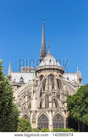 Cathedral Notre Dame Reims Champagne, Paris France