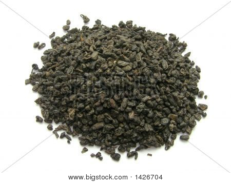 Medicinal Green Tea.