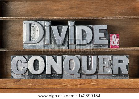 Divide And Conquer Tray