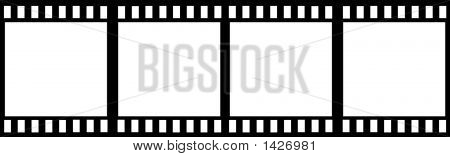 Film Strip Horizontal