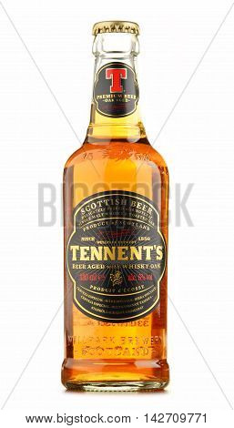 Bottle Oftennents Whisky Oak Beer