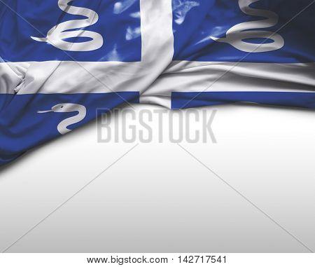 Martinique flag