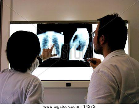 Médicos & raios-x