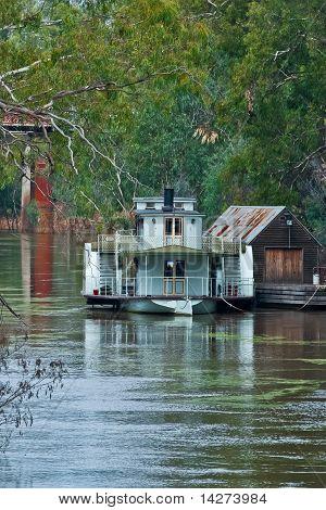 Murray River Paddlesteamer