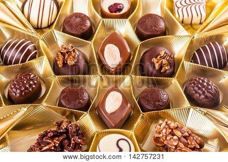 Big Box Of Chocolates
