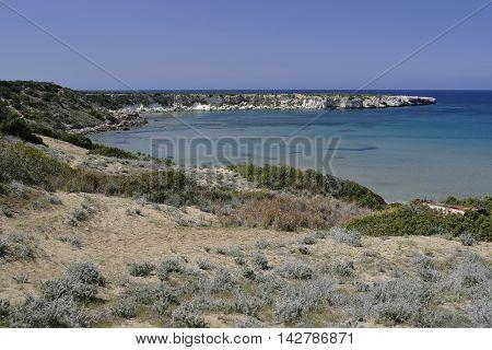 Lara Bay & Chalk Headland Akamas Cyprus