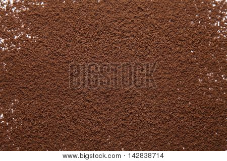 freshly ground roasted coffee backgrounds