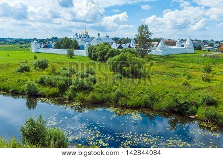 Pokrovsky Monastery, Convent Of The Intercession, Suzdal